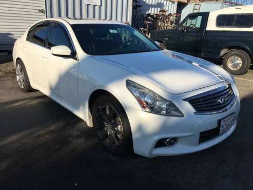 2012 Infinity G37 Sport Premium Package for sale in Dos Rios, CA