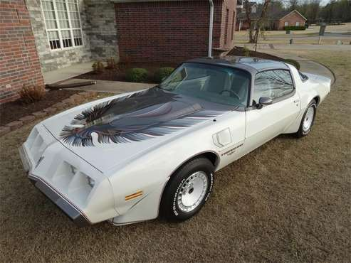 1980 Pontiac Firebird Trans Am Turbo Indy Pace Car Edition for sale in Dallas, TX