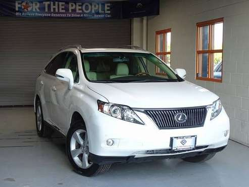 2012 Lexus RX 350 !!Bad Credit, No Credit? NO PROBLEM!! for sale in WAUKEGAN, IL