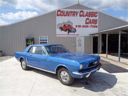 1966 Ford Mustang for sale in Staunton, IL