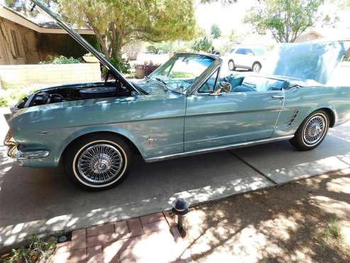 1966 Ford Mustang for sale in Scottsdale, AZ