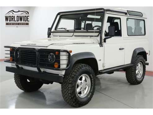 1995 Land Rover Defender for sale in Denver , CO