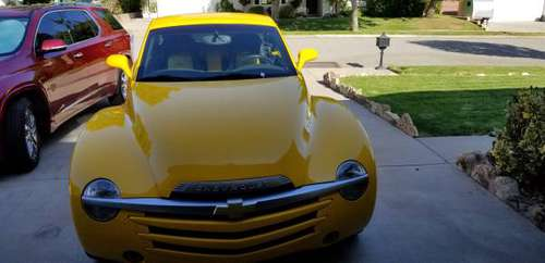 2005 Chevy SSR (Super Sport Roadster) for sale in Simi Valley, CA