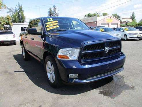 2012 RAM Ram Pickup 1500 Express 4x4 4dr Crew Cab 5.5 ft. SB Pickup for sale in Stockton, CA