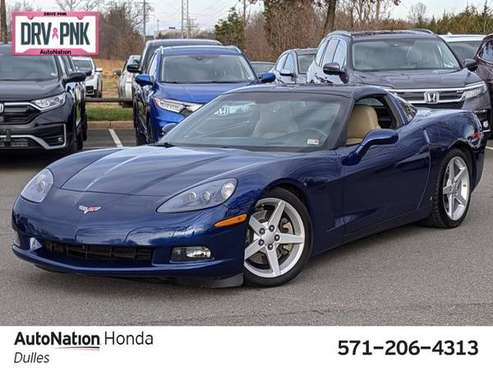 2006 Chevrolet Corvette SKU:65126467 Coupe - cars & trucks - by... for sale in Sterling, District Of Columbia