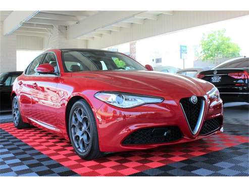 2017 Alfa Romeo Giulietta Spider for sale in Sherman Oaks, CA