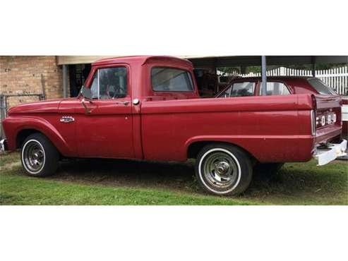 1966 Ford F100 for sale in Cadillac, MI