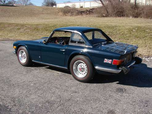 1974 Triumph TR6 for sale in Washington, MO