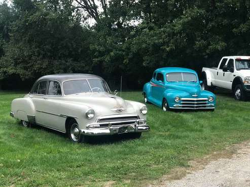 1951 Chevy Sweet Street driver for sale in RICHMOND, MI