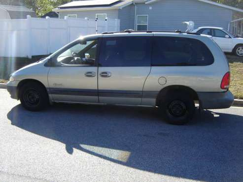 1999 Plymouth Grand Voyager for sale in Severn, MD