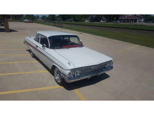 1961 Chevrolet Bel Air for sale in Annandale, MN