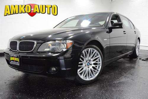 2008 BMW 750Li 750Li 4dr Sedan - $750 Down for sale in Waldorf, MD