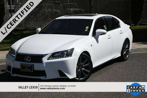 2014 Lexus GS 350 - Call or TEXT! Financing Available! for sale in Modesto, CA