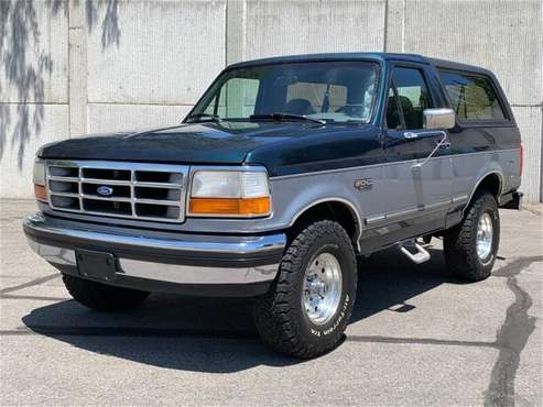 1995 Ford Bronco for sale in South Salt Lake, UT