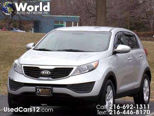 2013 Kia Sportage LX FWD for sale in Madison , OH