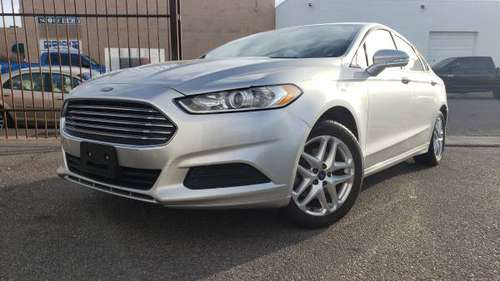 2013 Ford fusion $2000 Down INHOUSE FINANCE AVAILABLE - cars &... for sale in Albuquerque, NM