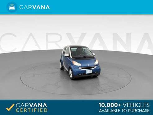 2010 smart fortwo Passion Hatchback Coupe 2D coupe BLUE - FINANCE for sale in Cleveland, OH