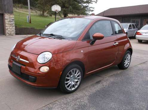2012 Fiat 500 for sale in Bellevue Iowa, IA