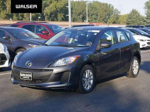 2013 Mazda MAZDA3 i Touring for sale in Walser Experienced Autos Burnsville, MN