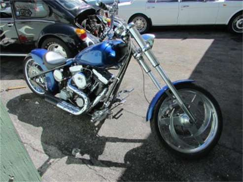 2011 Custom Motorcycle for sale in Miami, FL