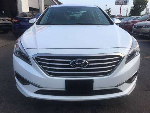 2016 Hyundai Sonata SE---ONLY $575 DOWN---ALL CREDIT APPROVED!!! for sale in Dearborn, MI