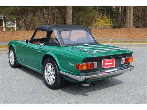 1972 Triumph TR6 for sale in Roswell, GA