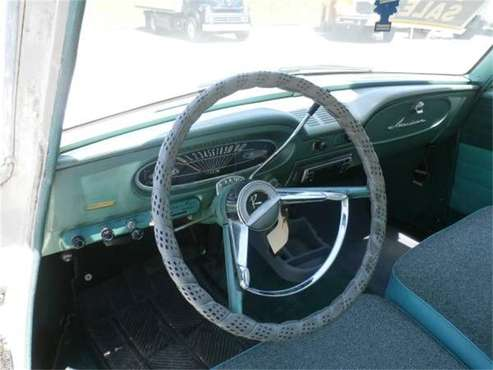 1962 AMC Rambler for sale in Cadillac, MI