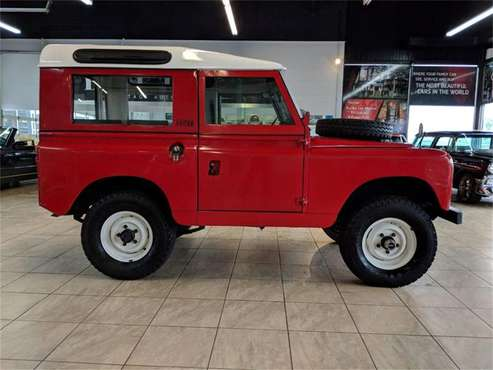 1961 Land Rover Series IIA for sale in St. Charles, IL
