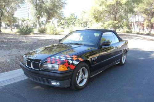 1994 BMW 325iC CONVERTIBLE SHOWROOM FRESH BEAUTY PERFORMS AS NEW - ASK for sale in Las Vegas, NV