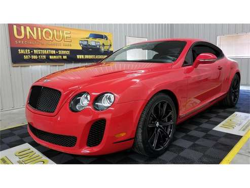 2010 Bentley Continental for sale in Mankato, MN