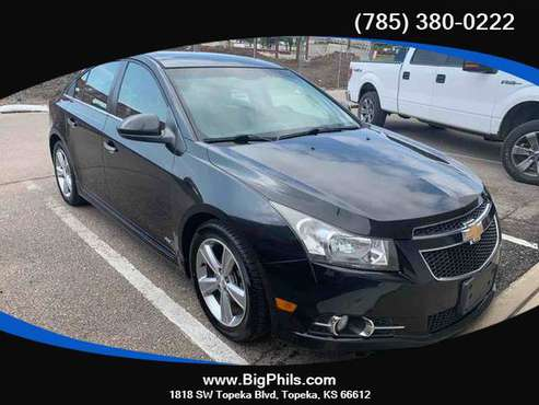 2012 Chevrolet Cruze - Financing Available! for sale in Topeka, KS