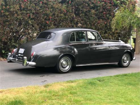 1962 Rolls-Royce Silver Cloud II for sale in Astoria, NY