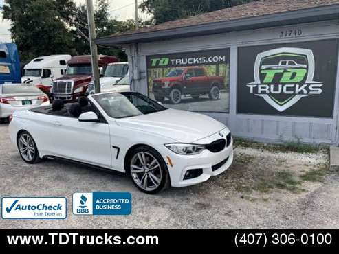 2014 BMW 435I M-SPORT *No Credit, No Problem* for sale in Mt Dora, FL