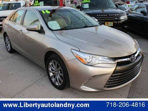 2016 Toyota Camry XLE 4dr Sedan **Guaranteed Credit Approval** for sale in Jamaica, NY