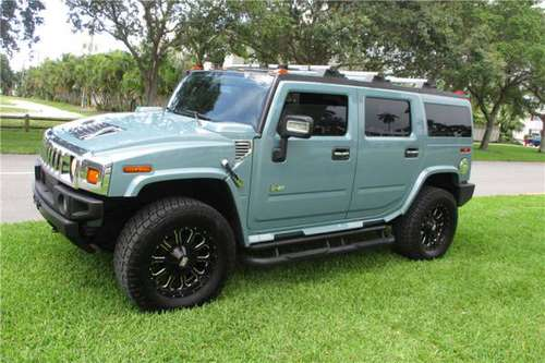 2007 Hummer H2 Limited Edition for sale in Sharon, MA