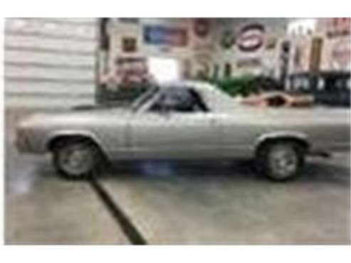 1971 Chevrolet El Camino for sale in Cadillac, MI