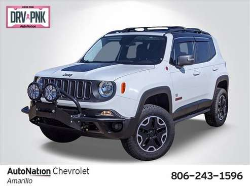 2016 Jeep Renegade Trailhawk 4x4 4WD Four Wheel Drive SKU:GPC78077 -... for sale in Amarillo, TX