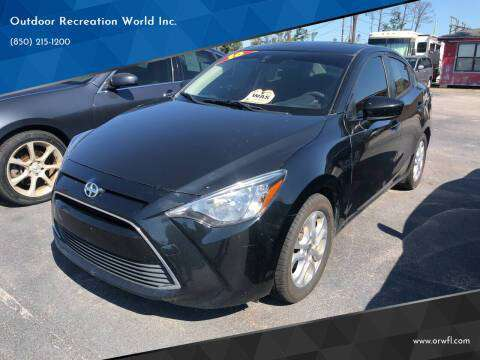 2016 Scion iA-$9,990--Outdoor Recreation World, Inc for sale in Panama City, FL
