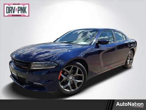 2015 Dodge Charger SXT SKU:FH852359 Sedan for sale in Fort Worth, TX