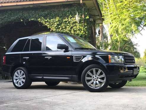 Range rover sport for sale in Brownsville, TX