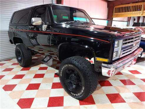 1986 Chevrolet Blazer for sale in Sarasota, FL