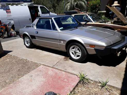 1982 Bertone X19 Rare Survivor! Estate Find for sale in Atascadero, CA