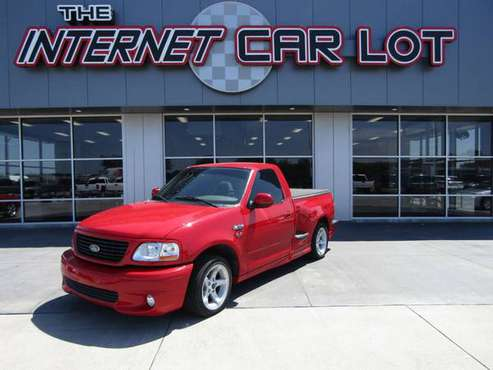 2003 *Ford* *F-150* *SVT F-150 Lightning* Bright Red for sale in Omaha, NE