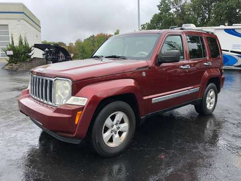 Sharp! 2008 Jeep Liberty Limited! 4x4! Guaranteed Finance! for sale in Ortonville, MI