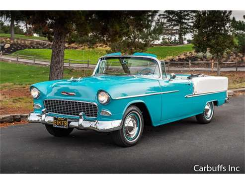 1955 Chevrolet Bel Air for sale in Concord, CA