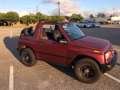 96' Geo Tracker for sale in North Charleston, SC