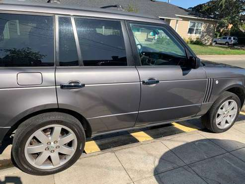 2006 Range Rover for sale in San Mateo, CA
