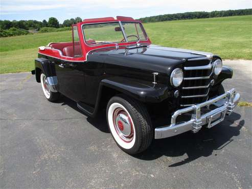 1950 Willys-Overland Jeepster for sale in Bedford Heights, OH
