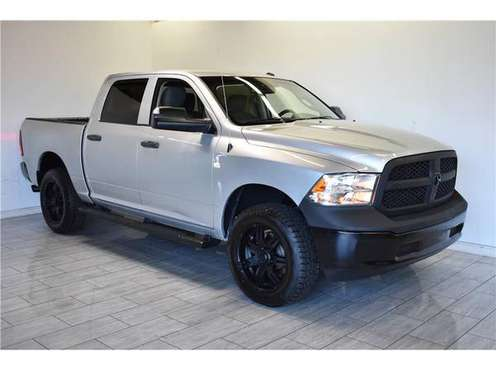 2015 Ram 1500 Crew Cab Tradesman Pickup 4D 5 1/2 Ft for sale in Escondido, CA