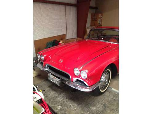 1962 Chevrolet Corvette for sale in Plano, TX